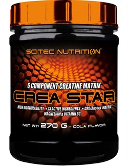 Scitec Nutrition Crea Star (270гр) - фото 8451