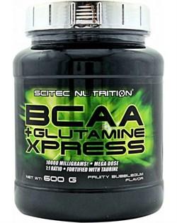 Scitec Nutrition BCAA + Glutamine Xpress (600гр) - фото 8452