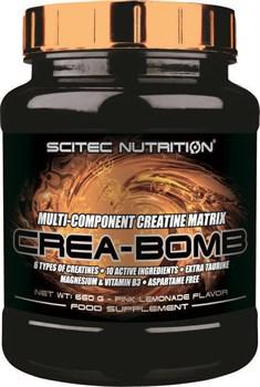Scitec Nutrition - Crea-Bomb (660гр) - фото 8453