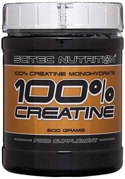 Scitec Nutrition 100% Creatine Pure (500гр) - фото 8454