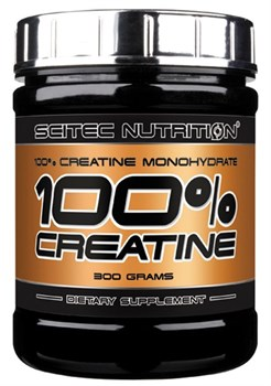Scitec Nutrition 100% Creatine Pure (300гр) - фото 8456