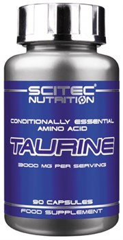Scitec Nutrition Taurine (90капс) - фото 8458