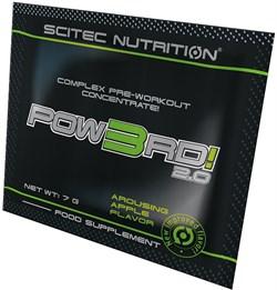 Scitec Nutrition - POWE3RD! 2.0 (1 порция) пробник - фото 8485