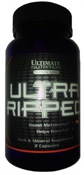 Ultimate Nutrition Ultra Ripped (2капс) - фото 8487