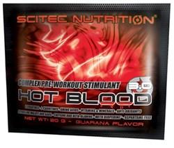 Scitec Nutrition Hot Blood 3.0 (1 порция) пробник - фото 8506