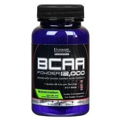 Ultimate Nutrition BCAA 12000 Powder (7,6 гр) пробник - фото 8510