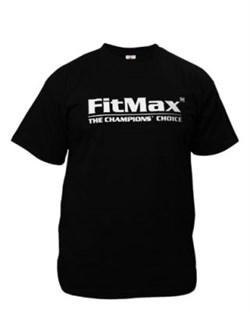 FitMax футболка (черный) - фото 8512