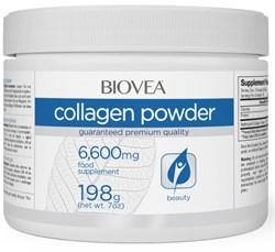 Biovea Collagen Powder 6600 mg (198гр) - фото 8560