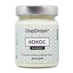DopDrops Паста Кокос стекло (без добавок) (265гр) - фото 8626