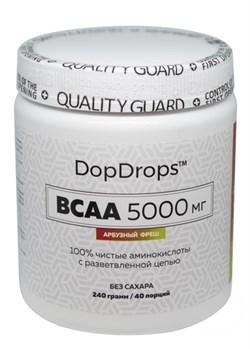 DopDrops BCAA 5000мг (240гр) - фото 8641