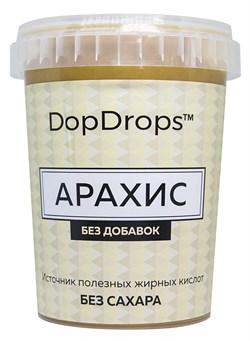 DopDrops Паста Арахис (без добавок) (1000гр) - фото 8662