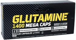Olimp L- Glutamine Mega Caps (120капс) - фото 8673