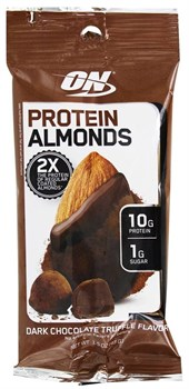 Optimum Nutrition Protein Almonds (43гр) - фото 8679