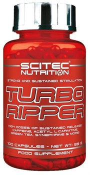 Scitec Nutrition - Turbo Ripper (100капс) - фото 8694