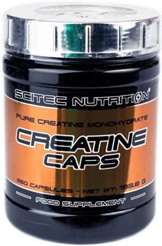Scitec Nutrition Creatine Caps (250капс) - фото 8695
