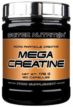 Scitec Nutrition Mega Creatine (150капс) - фото 8696