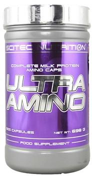 Scitec Nutrition Ultra Amino (1000капс) - фото 8702