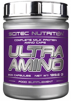 Scitec Nutrition Ultra Amino (200капс) - фото 8707