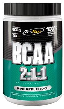 OptiMeal BCAA (400гр) - фото 8734