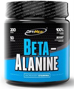 OptiMeal Beta-Alanine (200гр) - фото 8738