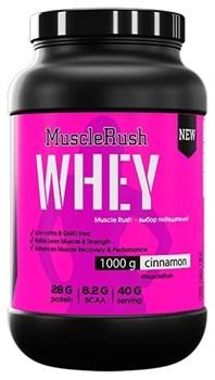 Muscle Rush Whey for Women (1000гр) - фото 8750
