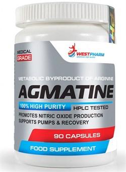WESTPHARM Agmatine 500mg (90капс) - фото 8756