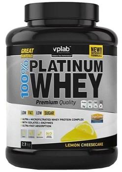 VP Laboratory 100% Platinum Whey (2300гр) - фото 8765