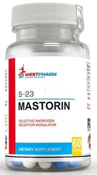WESTPHARM Mastorin(s-23) 20mg (60капс) - фото 8766