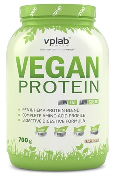 VP Laboratory - Vegan Protein (700гр) - фото 8770