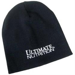 Ultimate Nutrition шапка (черный) - фото 8775