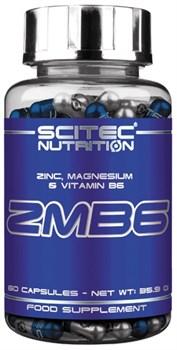 Scitec Nutrition ZMB6 (60капс) - фото 8806