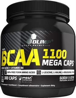 Olimp BCAA Mega Caps 1100 (300капс) - фото 8808