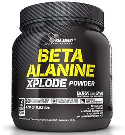 Olimp Beta-alanine Xplode (420гр) - фото 8809
