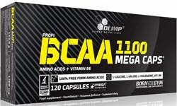 Olimp BCAA Mega Caps 1100 (120капс) - фото 8810