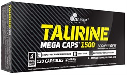Olimp Taurine Mega Caps (120капс) - фото 8813