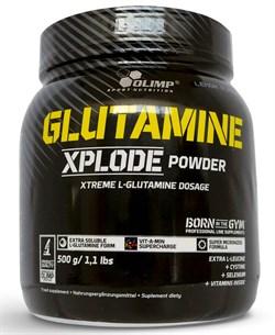 Olimp Glutamine Xplode (500гр) - фото 8815