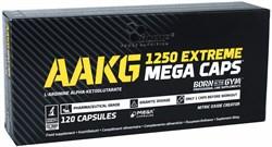 Olimp - AAKG 1250 Mega Caps (120капс) - фото 8818
