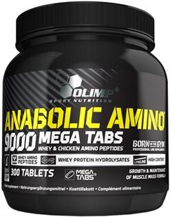 Olimp Anabolic Amino 9000 (300таб) - фото 8822