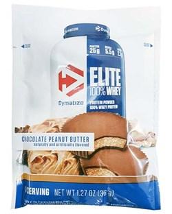Dymatize Elite Whey Protein (1 порция) пробник - фото 8831