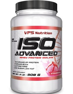 VPS Nutrition ISO Advanced (908гр) - фото 8840