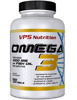 VPS Nutrition Omega 3 (100капс) - фото 8846