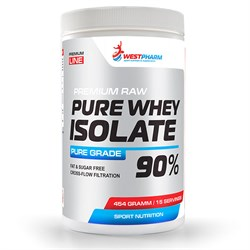 WESTPHARM Pure Whey Isolate 90% (454g) - фото 8861