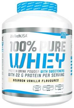 BioTech USA 100% Pure Whey (2270гр) - фото 8867