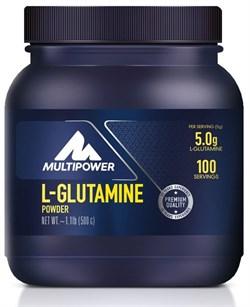 Multipower Pure L-Glutamine powder (500гр) - фото 8869