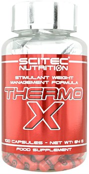 Scitec Nutrition - Thermo-X (100капс) - фото 8870