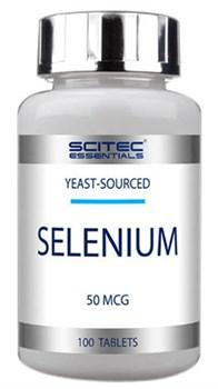 Scitec Nutrition Selenium 50mcg (100таб) - фото 8874