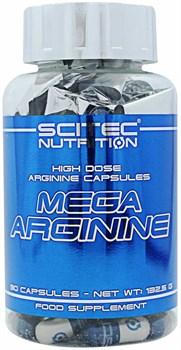 Scitec Nutrition - Mega Arginine (90капс) - фото 8875