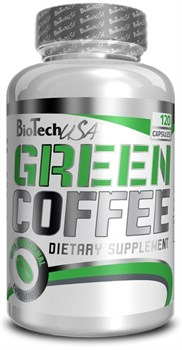 BioTech USA Green Coffee (120капс) - фото 8877