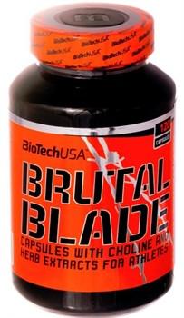 BioTech USA Brutal Blade (120капс) - фото 8886