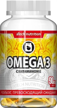aTech Nutrition Omega 3 (90гел.капс) - фото 8896